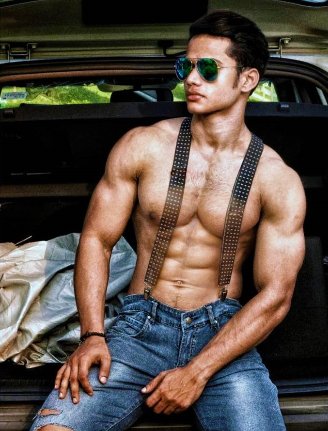 Passion in Bodybuilding and Sports Modeling